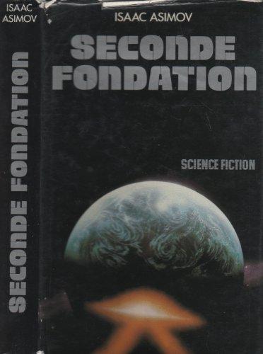 9782724224184: Seconde fondation