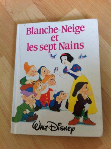 blanche neige et les sept nains de walt disney - AbeBooks