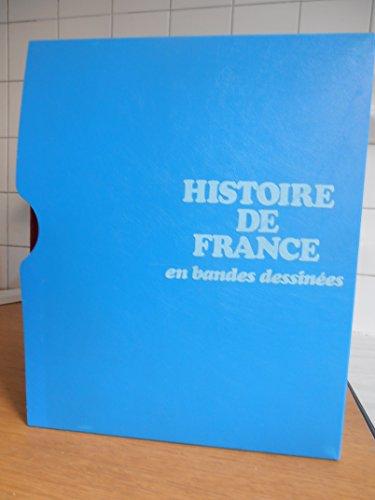 9782724225921: Histoire de France en Bandes Dessinées. De Vercingétorix aux Vikings
