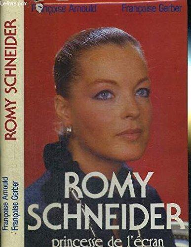 9782724229400: Romy Schneider Princesse de l'écran