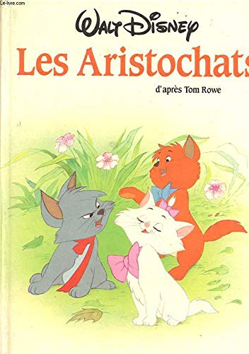 Les aristochats: Walt Disney