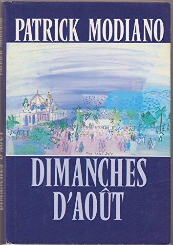 9782724233544: Dimanches d'Août