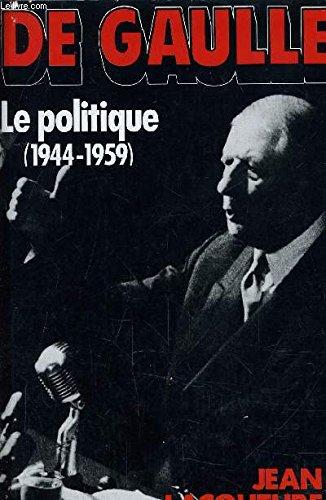 9782724234596: De Gaulle : 1959-1970