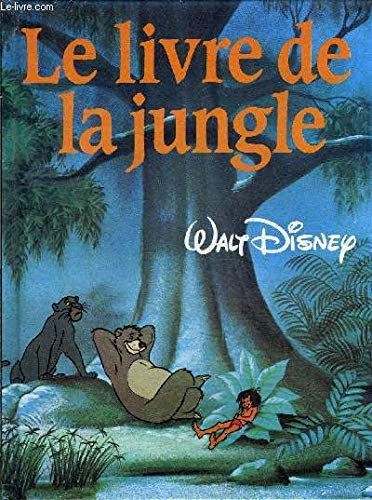 9782724236521 Le Livre De La Jungle Abebooks Disney