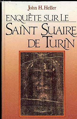 ENQUETE SUR LE SAINT SUAIRE DE TURIN. (Weight= 468 grams)