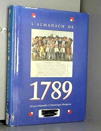 9782724241242: l'Almanach De 1789