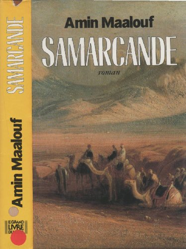 9782724241334: Samarcande: [roman]