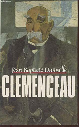 9782724244823: Clemenceau