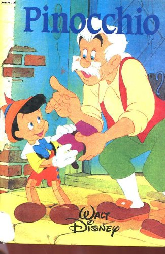 9782724252286: Walt Disney's Pinocchio (Little Nugget)