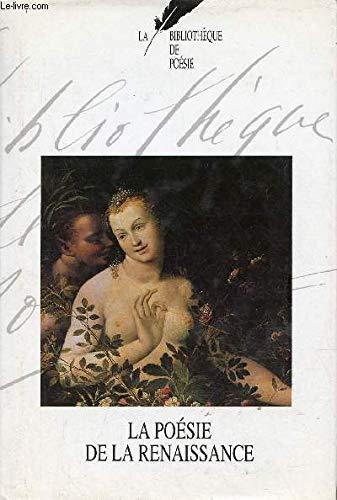 La poà sie de la Renaissance [Jan: Alain Masson