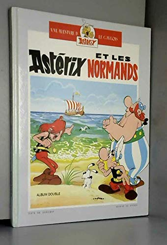 Astérix et les normands: GOSCINNY RENE et