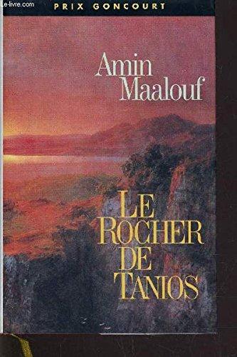 9782724277883: Le rocher de Tanios