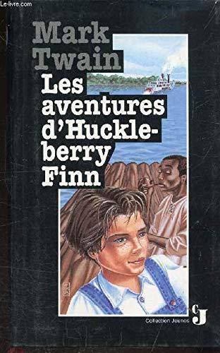 9782724285420: Les aventures d'Huckleberry Finn