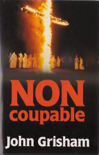 9782724289244: Non coupable