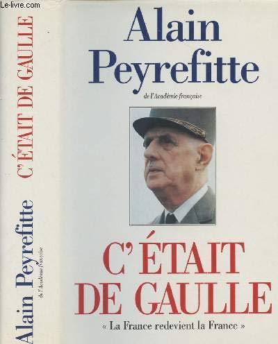 9782724289367: C'était de Gaulle