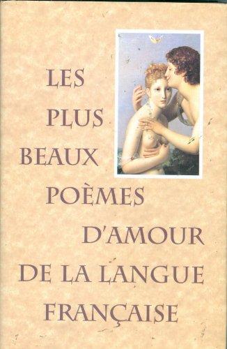9782724289725 Les Plus Beaux Poèmes Damour De La Langue