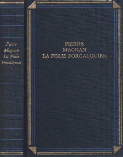9782724290721: La folie Forcalquier