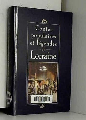 9782724291094: Contes populaires et légendes de Lorraine