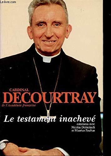 9782724291124: Le testament inachevé