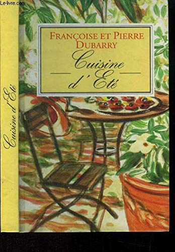 Cuisine ete by dubarry abebooks for Cuisine d ete