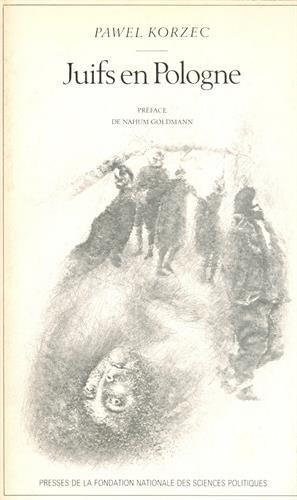 9782724604405: Juifs en Pologne : La question juive pendant l'entre-deux-guerres