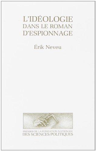 9782724605129: L'Idéologie dans le roman d'espionnage (Gen 1)