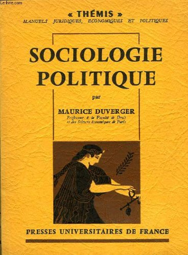 9782724605969: Sociologie politique