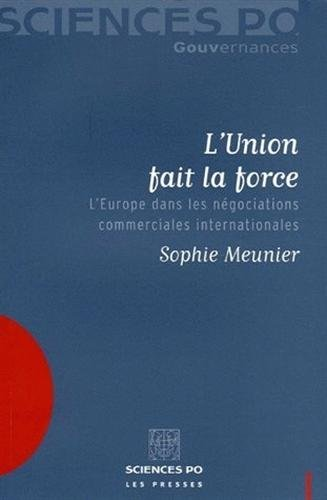 9782724609745: L'Union fait la force (French Edition)
