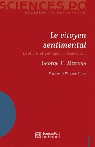 le citoyen sentimental: G Marcus
