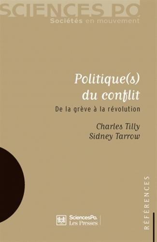 9782724610666: Politique(s) du conflit (French Edition)