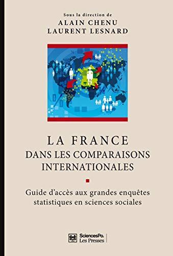 9782724612189: la France dans les comparaisons internationales