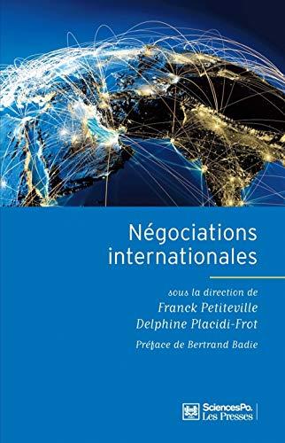 9782724612813: Négociations internationales