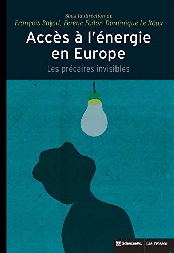 ACCÈS À L'ÉNERGIE EN EUROPE: BAFOIL FRAN�OIS