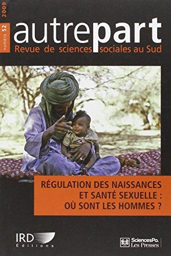 régulation des naissances et santé sexuelle : où sont les hommes ?