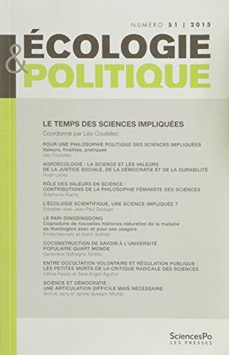 9782724634013: Écologie et Politique 51
