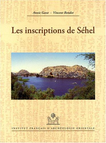 9782724704341: inscriptions de sehel