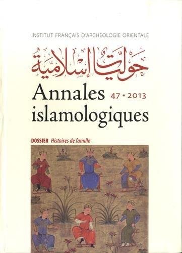 9782724706529: Famille islam médiéval