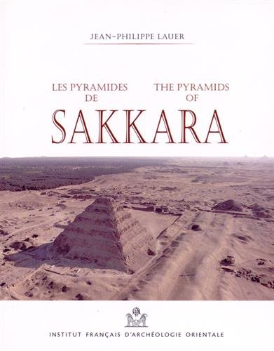 9782724706598: Les pyramides de Sakkara
