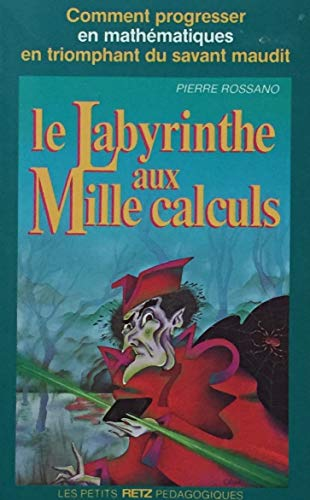 9782725611808: Labyrinthe Aux Mille Calculs