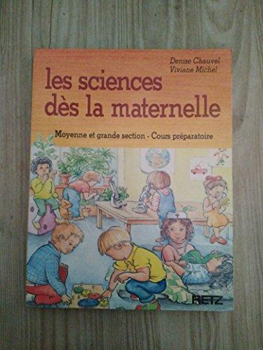 9782725612935: Les sciences dès la maternelle