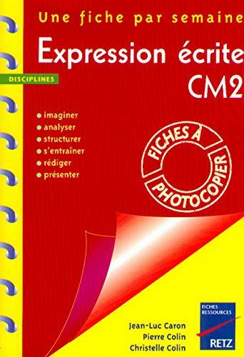 9782725619835: Expression �crite, CM2