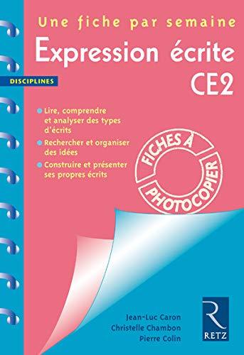 9782725620091: Expression écrite, CE2