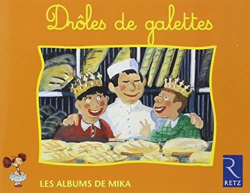 9782725621890: Mika CP Drôles de galettes : Série 2