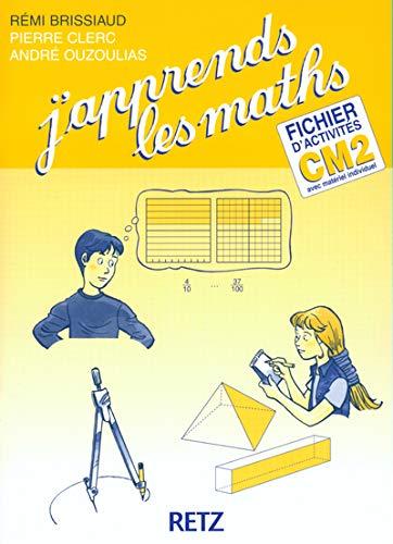 9782725622040: J'apprends les maths : CM2 (Fichier d'activités)