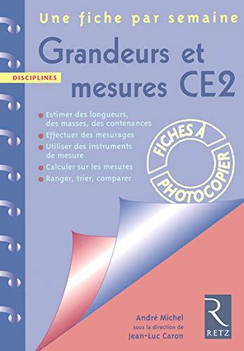 9782725624280: Grandeurs et mesures CE2