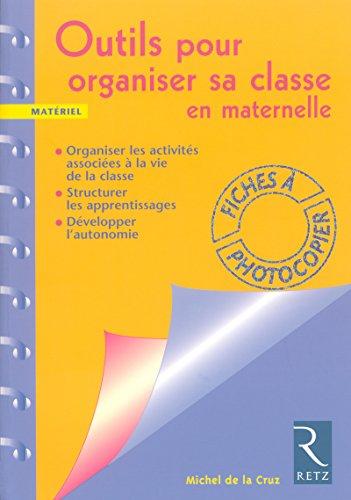 """""""outils pour organiser sa classe en maternelle ; fiches à photocopier"""": Karen ..."""