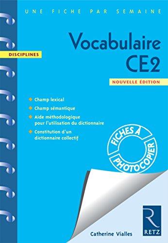9782725627168: Vocabulaire