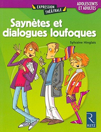 9782725627823: Saynètes et dialogues loufoques