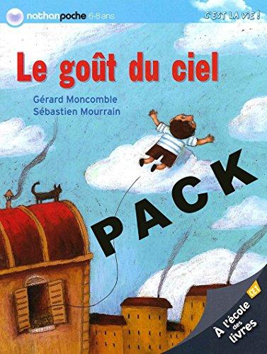 """""""à l'école des livres ; le goût du ciel PACK DE 6 ALBUMS"""": ..."""
