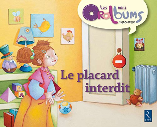 Pack 5ex le Placard Interdit - les Mini Oralbums Maternelle (French Edition): Collectif